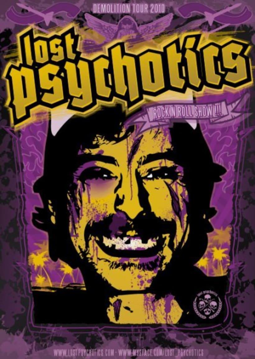 Lost Psychotics tour 2010 -1