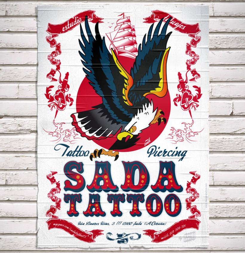 Sada Tattoo -1