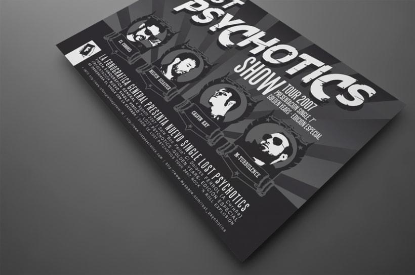 Lost Psychotics tour 2007 3
