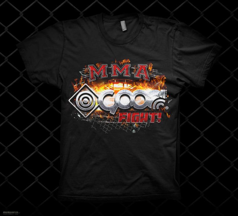 GOOD Style®  MMA Fight!  -1