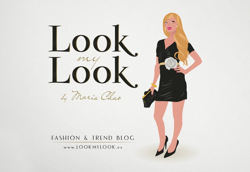 Look my Look by María Chao 1