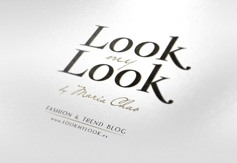 Look my Look by María Chao 0