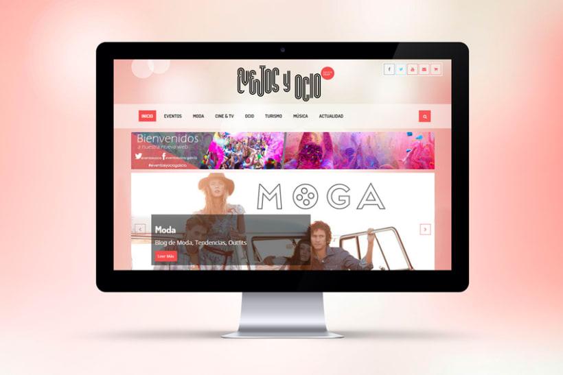 Eventos y Ocio Galicia  Web Actualidad  -1
