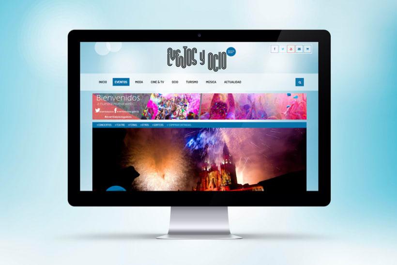 Eventos y Ocio Galicia  Web Actualidad  0
