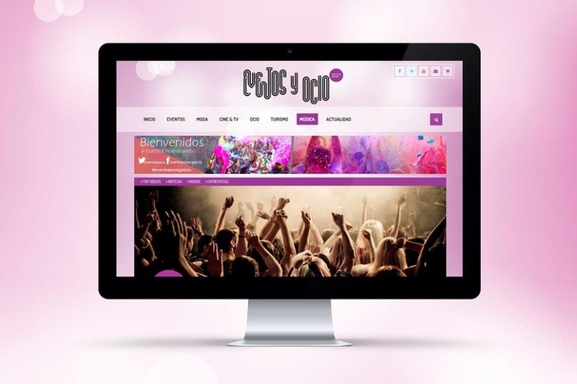 Eventos y Ocio Galicia  Web Actualidad  1