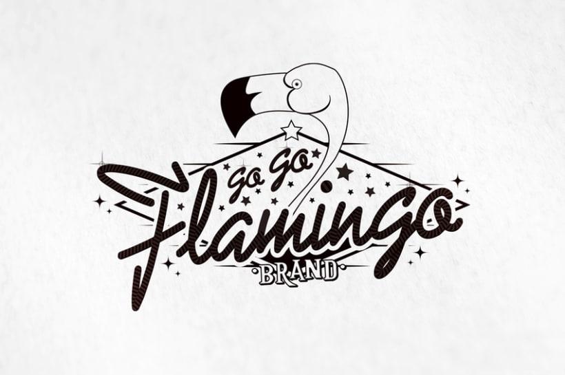 Go Go Flamingo  0