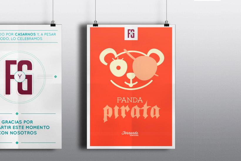 Boda de Pandas 6