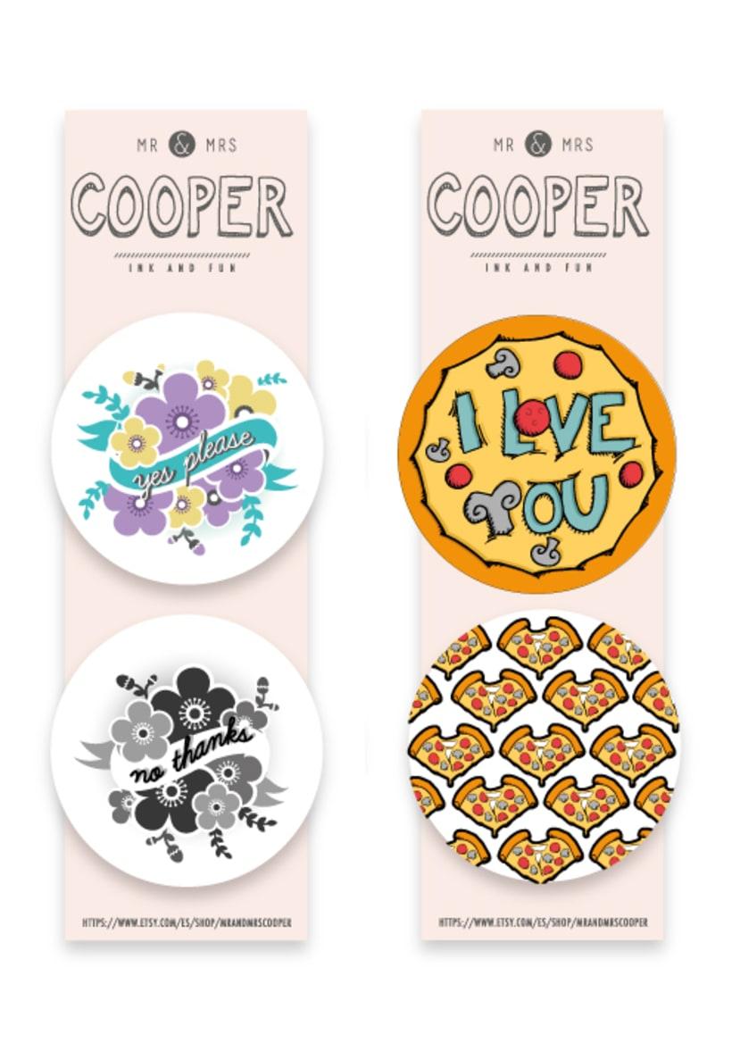 Mr&Mrs Cooper - Chapas -1