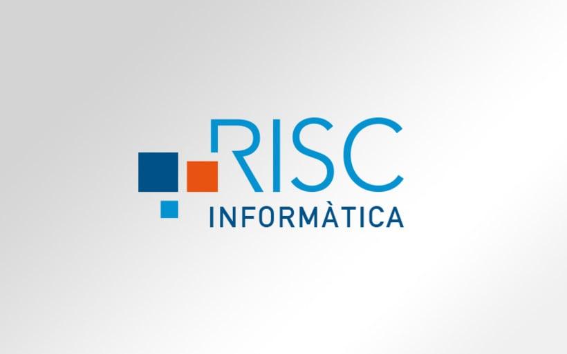Branding y Packaging - Risc Informàtica 0