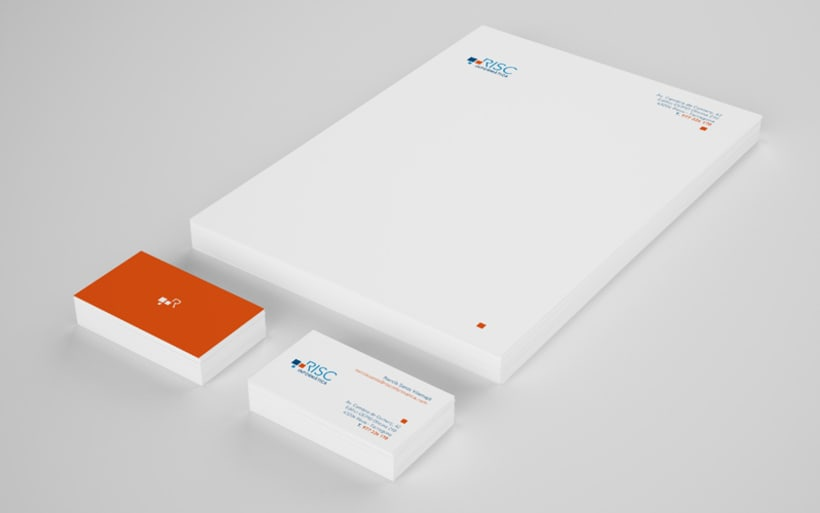 Branding y Packaging - Risc Informàtica 2