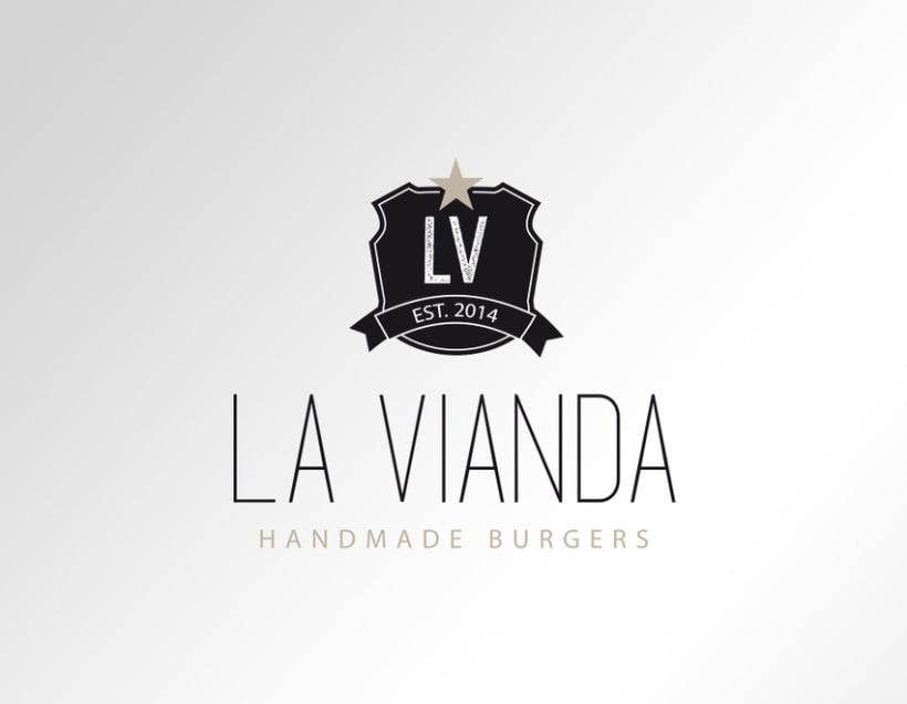 Branding La Vianda 1
