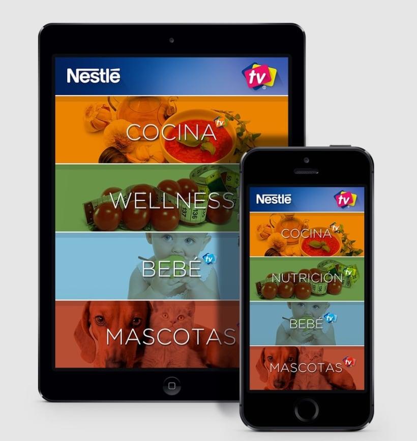 Nestlé TV 0