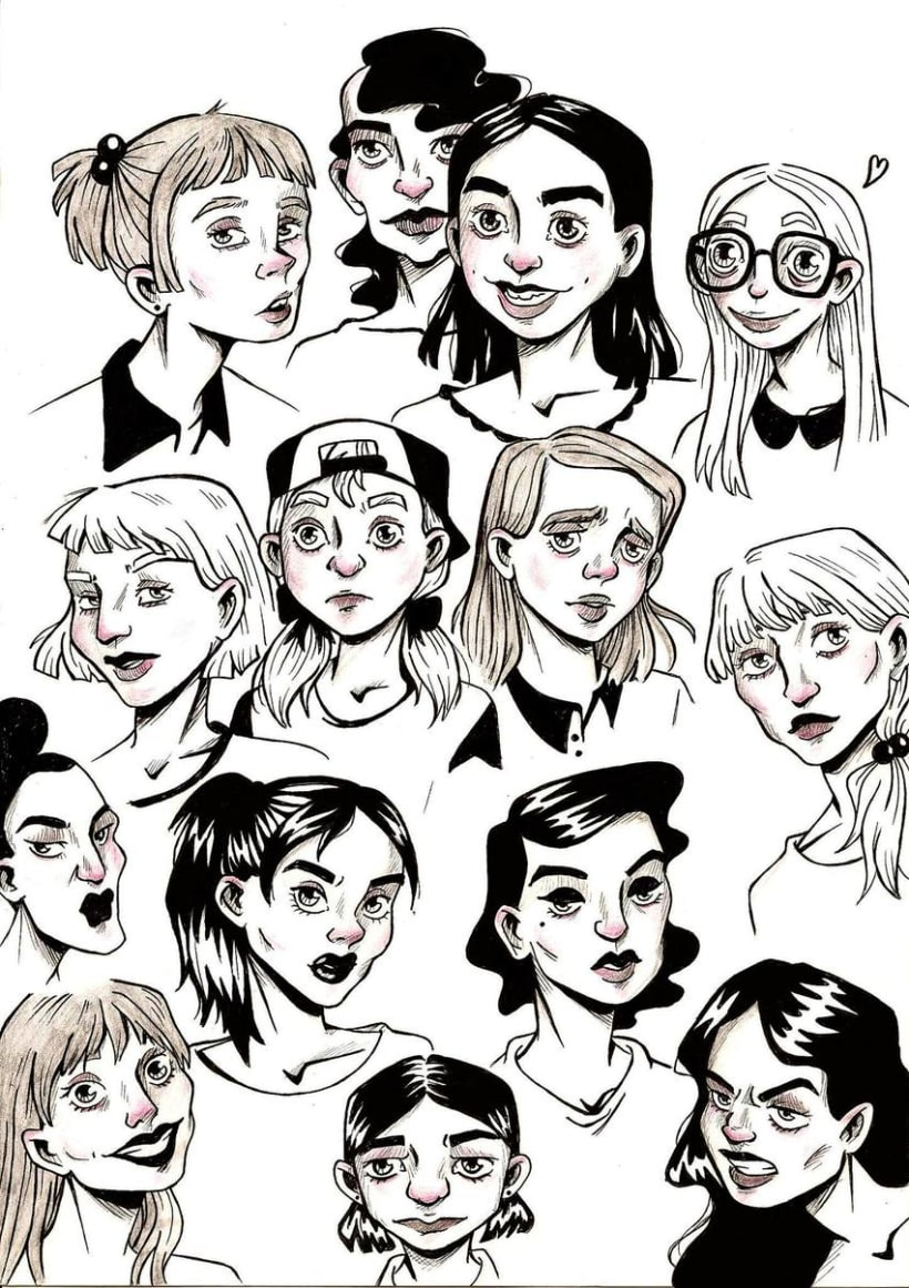 Faces 0