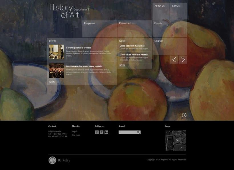 Berkeley University - HOA Website 5