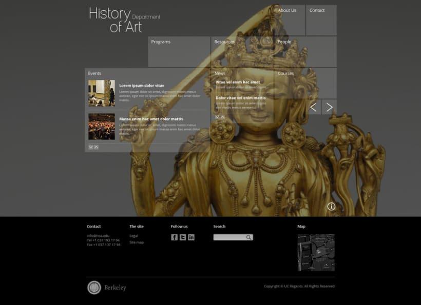 Berkeley University - HOA Website 6