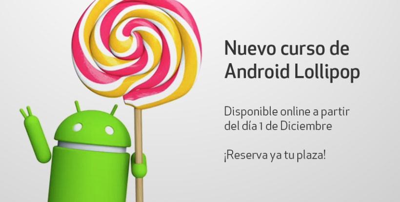 Curso de Android 5.0 Lollipop 1