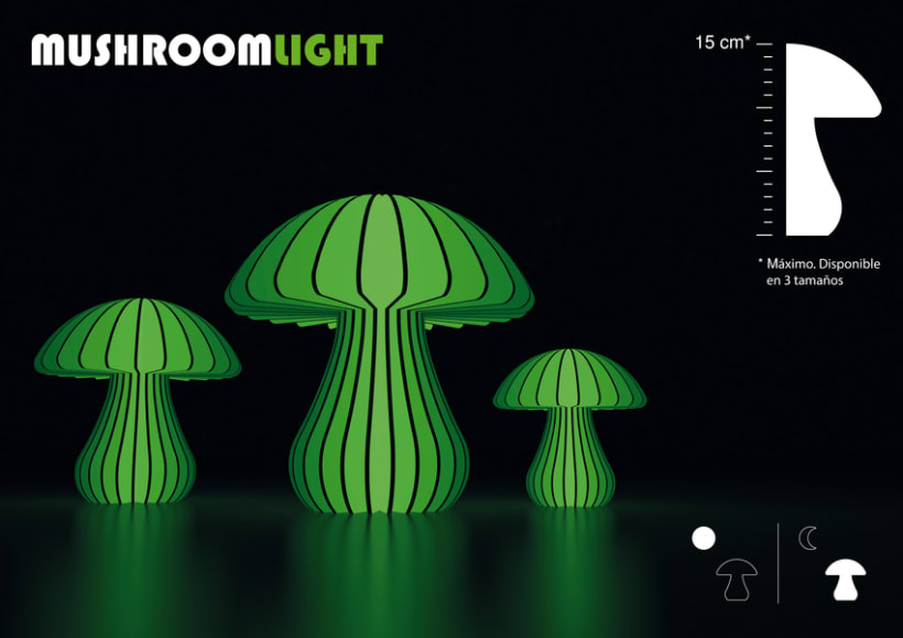 MushroomLight 0