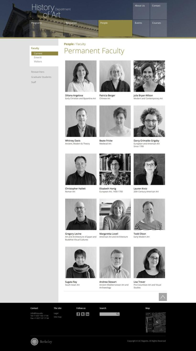 Berkeley University - HOA Website 8