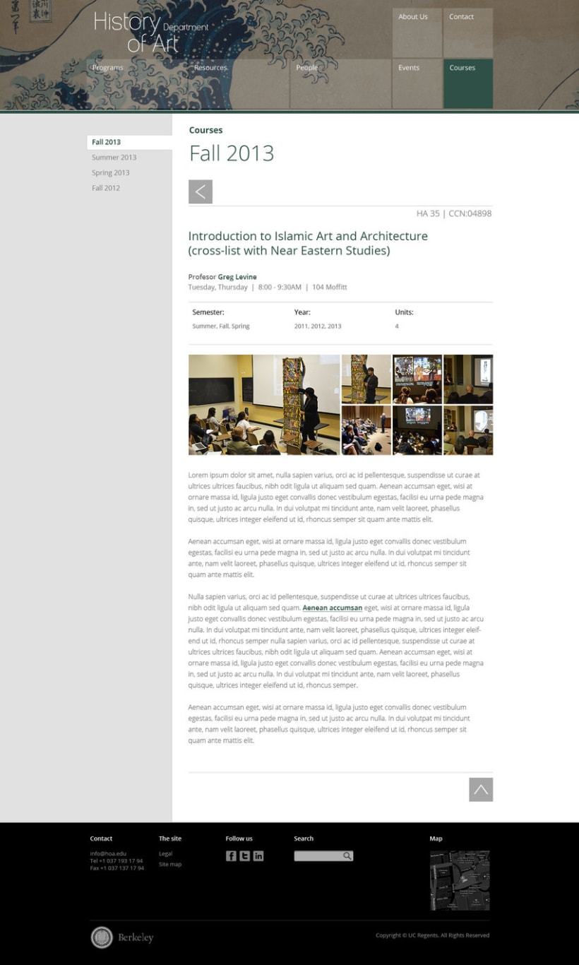 Berkeley University - HOA Website 13