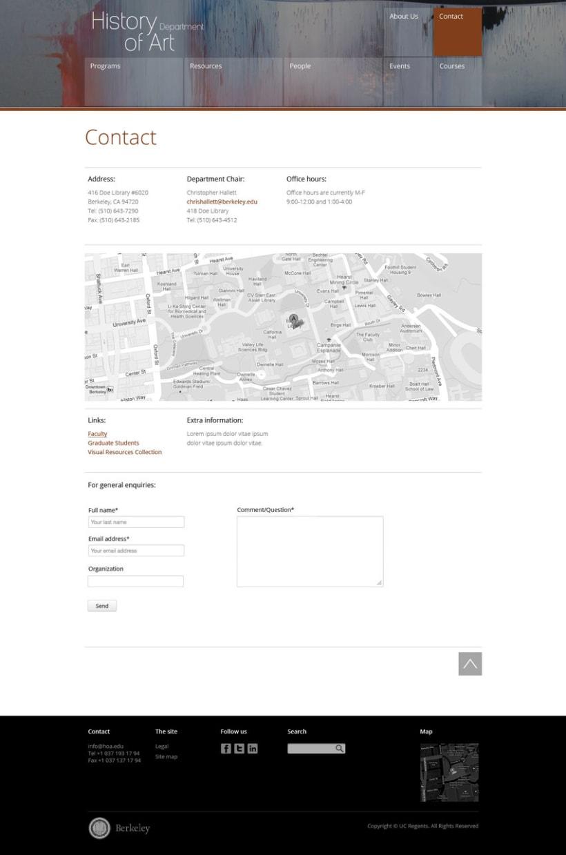 Berkeley University - HOA Website 15