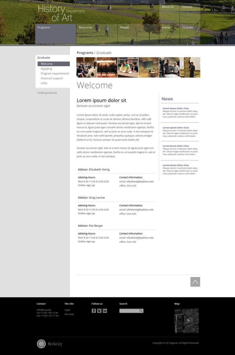 Berkeley University - HOA Website 14