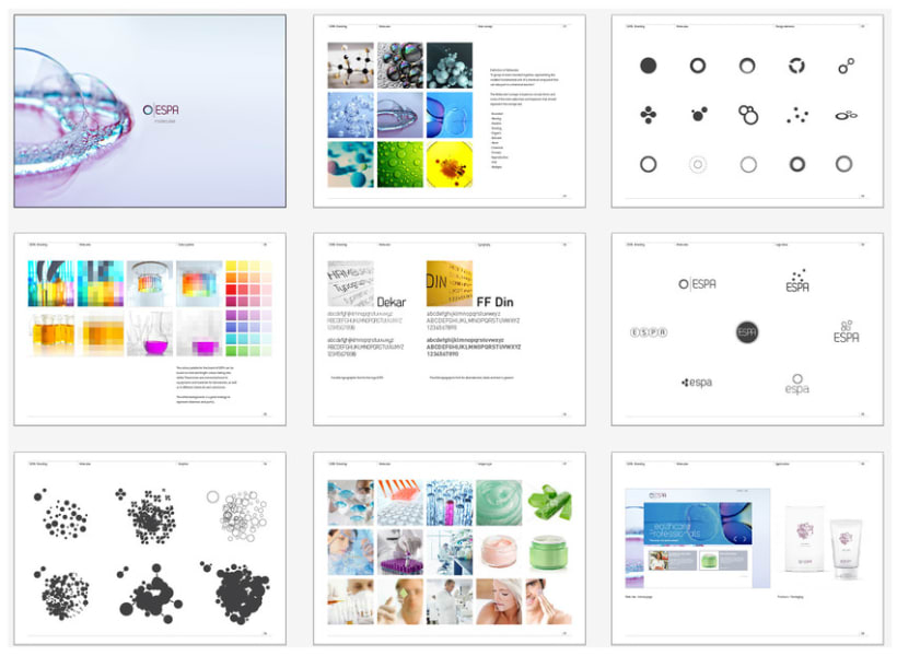 Dermo Cosmetic - Branding & Web Design 1
