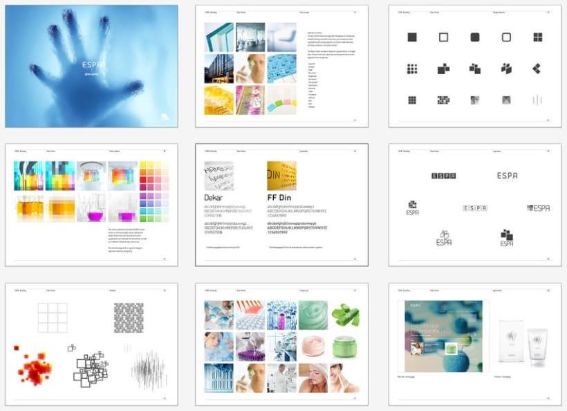 Dermo Cosmetic - Branding & Web Design 2