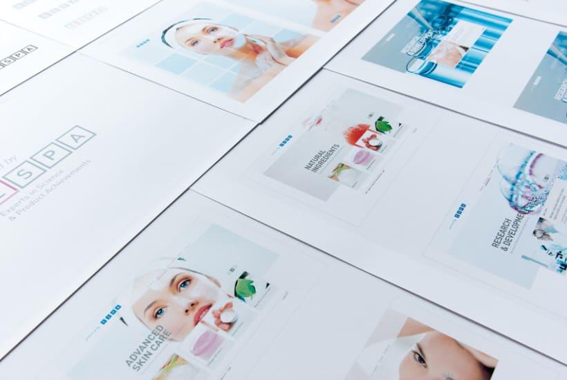 Dermo Cosmetic - Branding & Web Design 7