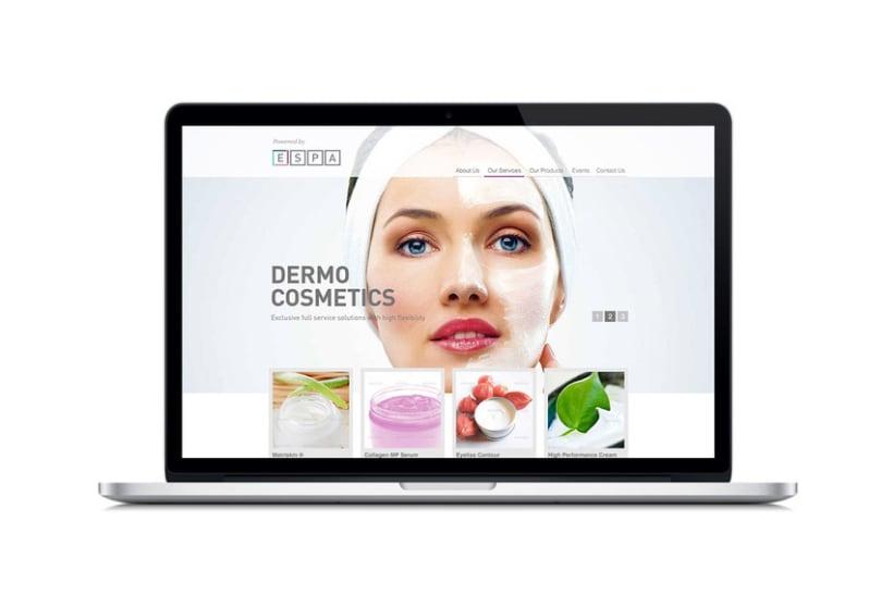 Dermo Cosmetic - Branding & Web Design 8