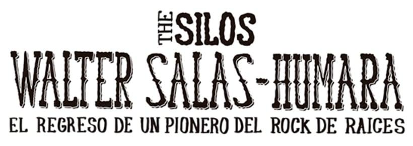 Walter Salas-Humara 2015 Spanish Tour Poster 5