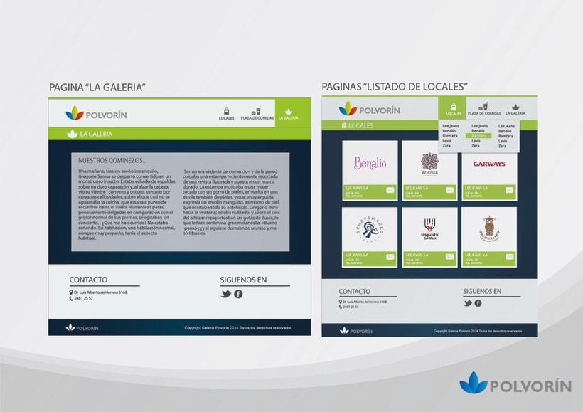 Proyecto Galería 14