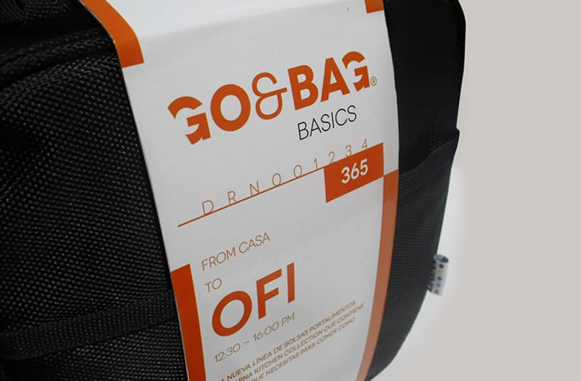 Go&Bag Basic 3