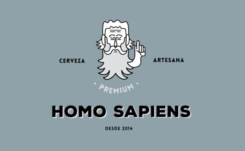 Homo Sapiens 1