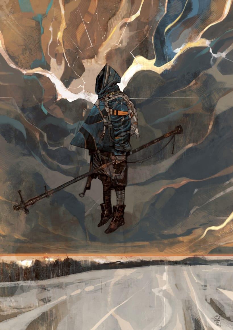 Las ilustraciones de Jakub Rebelka 2