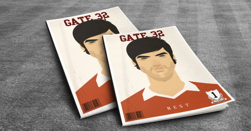 Revista GATE 32 | Diseño Editorial 1