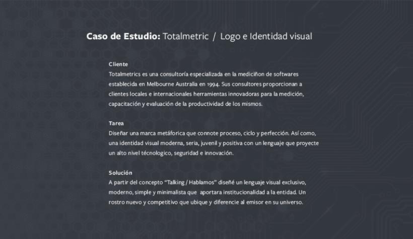 Branding / Totalmetrics 1