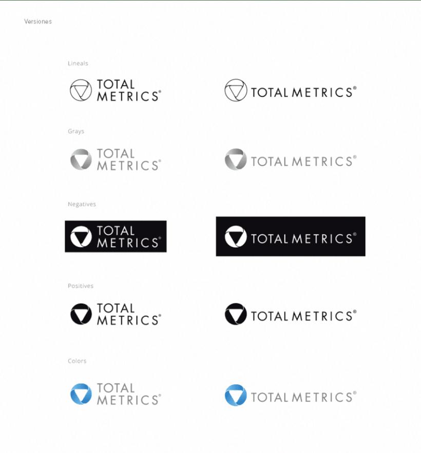 Branding / Totalmetrics 12
