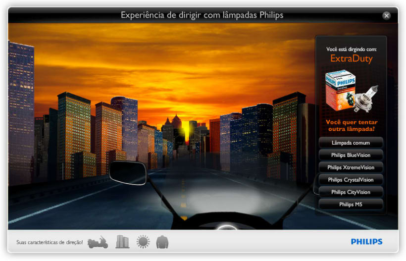 Philips Driving Experience -1