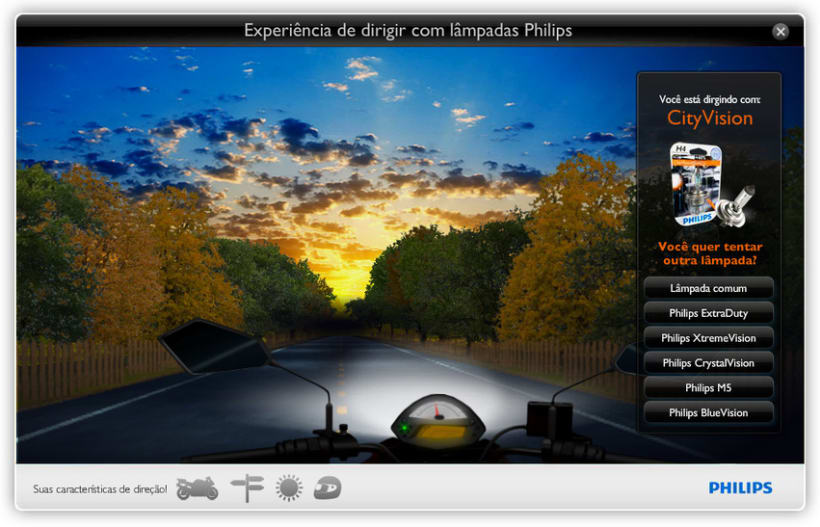 Philips Driving Experience 1
