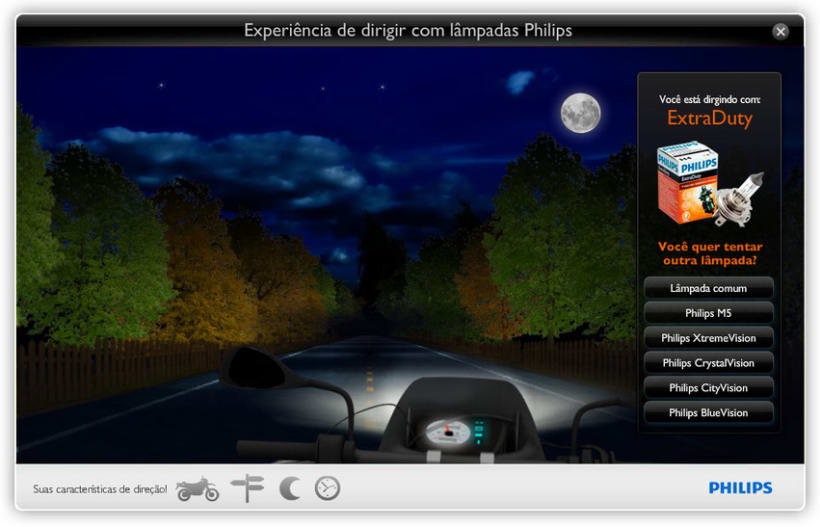 Philips Driving Experience 2