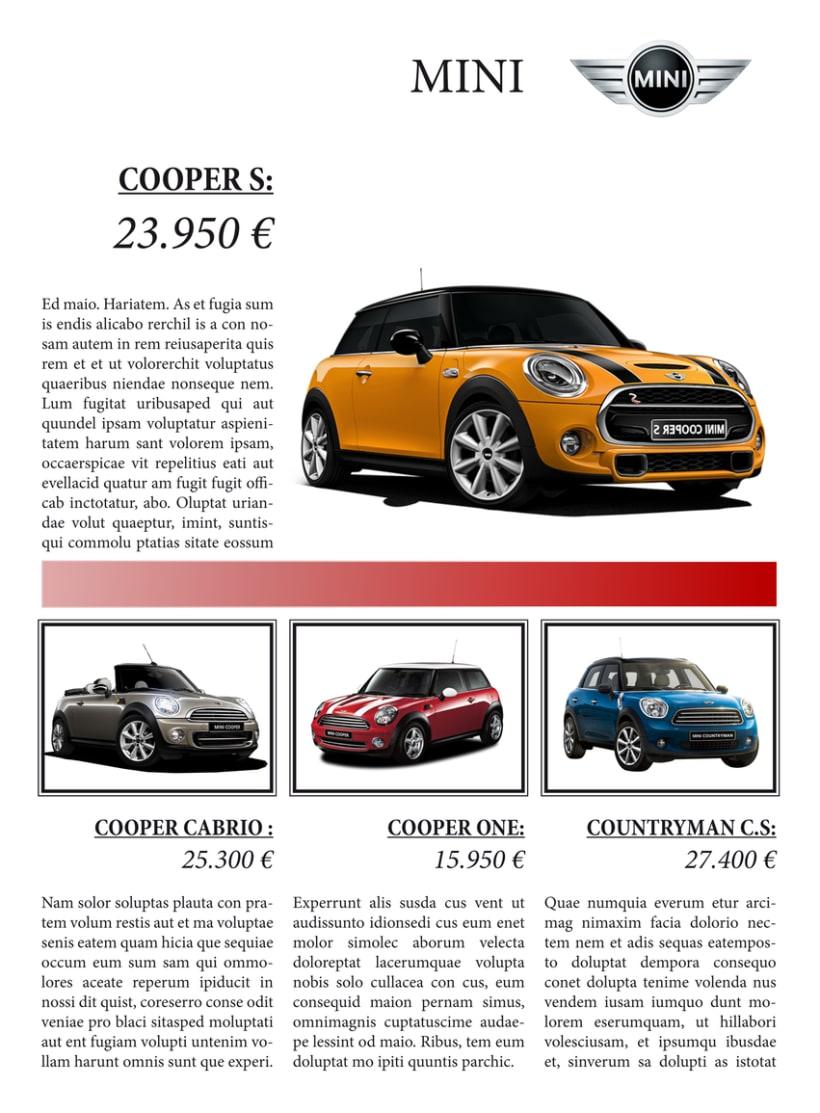 Catálogo Coches 2