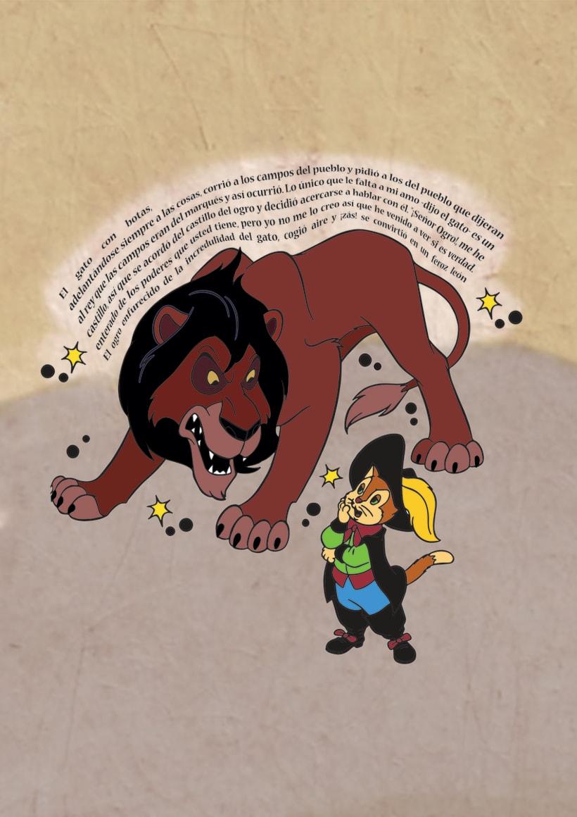 Cuento Infantil - El Gato con Botas  4