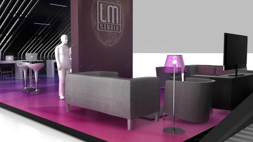 Stand LM 4