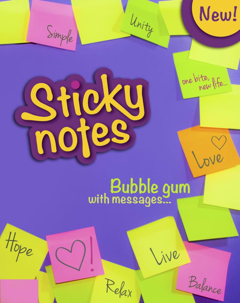 Sticky notes 2