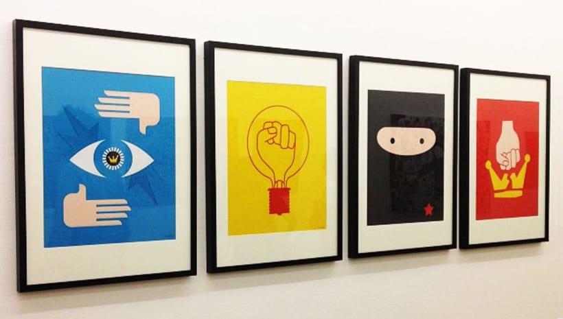 iconos de una Revolución  -1