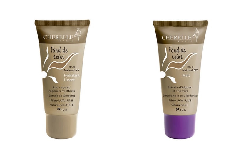 packaging cherelle 1