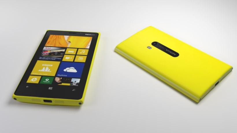 Nokia Lumia -1