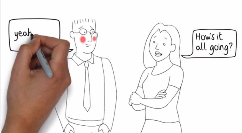 Videos explicativos con animación de pizarra blanca/white board animation explainer videos -1