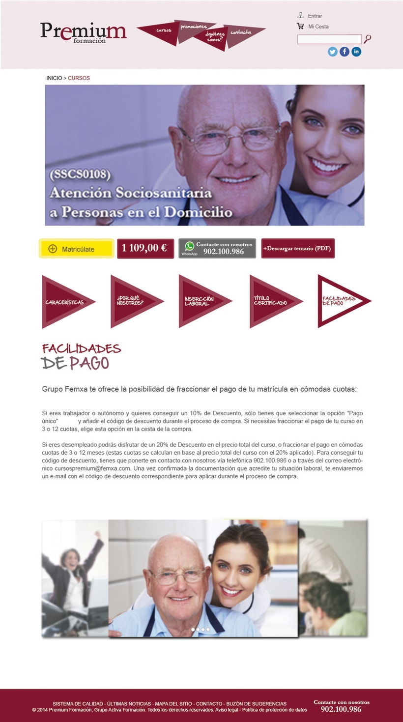Diseño Web - Premium Formación 2