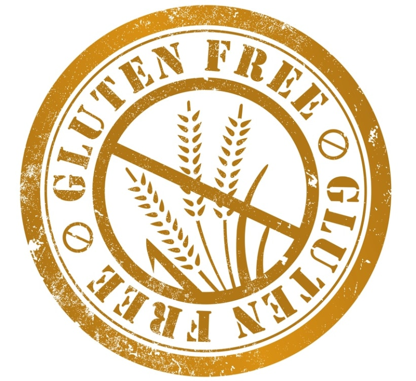 """""""Gluten free"""" 8"""